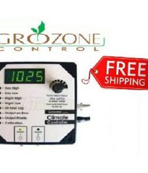 Grozone Climate Controller - HTC
