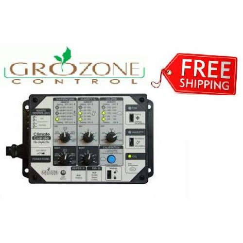 Grozone Climate Controller T 176 Rh And Co2 Scc1 Super