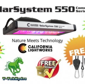 SolarSystem 550 Commercial LED Grow Lights - FREE SHIPPING***